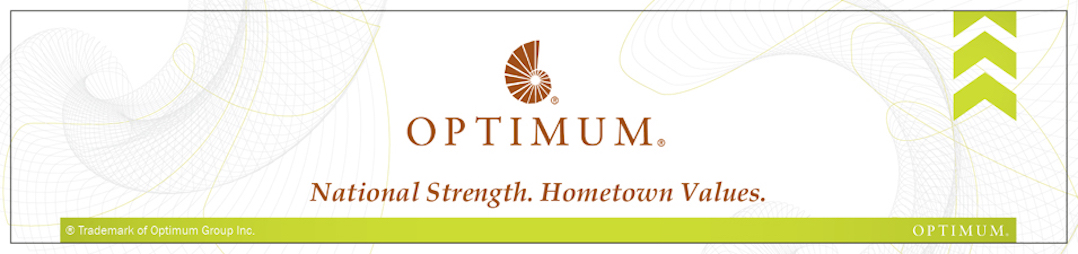 Optimum. National Strength. Hometown Values.